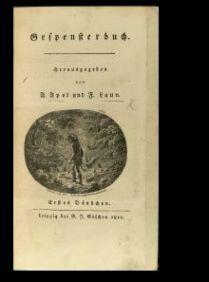 Das Gespensterbuch
